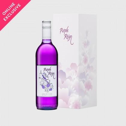 Purple Reign Classic White Blend